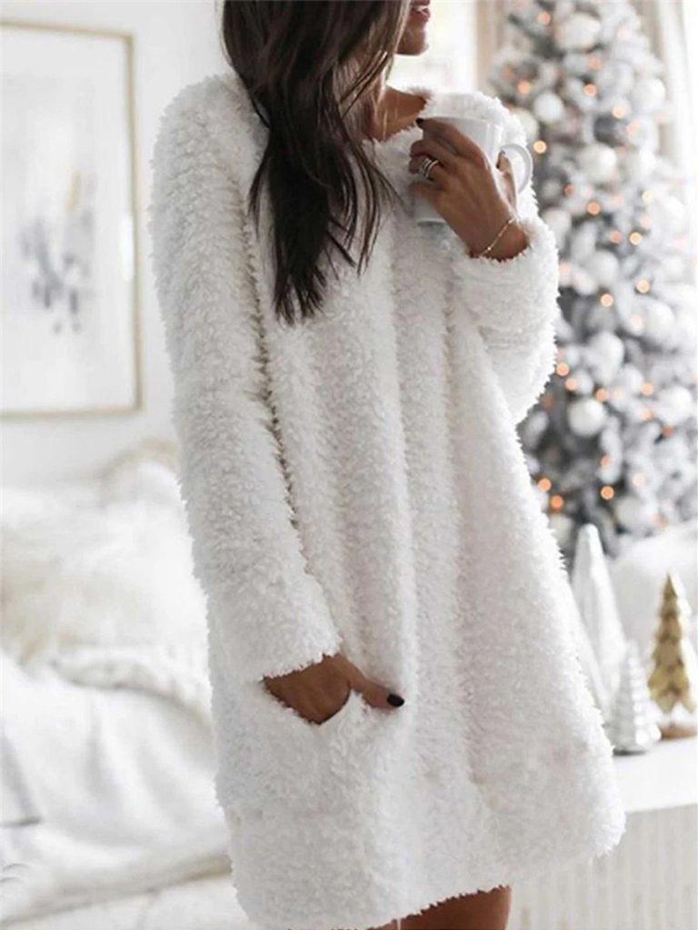 rochii de iarnă călduroase