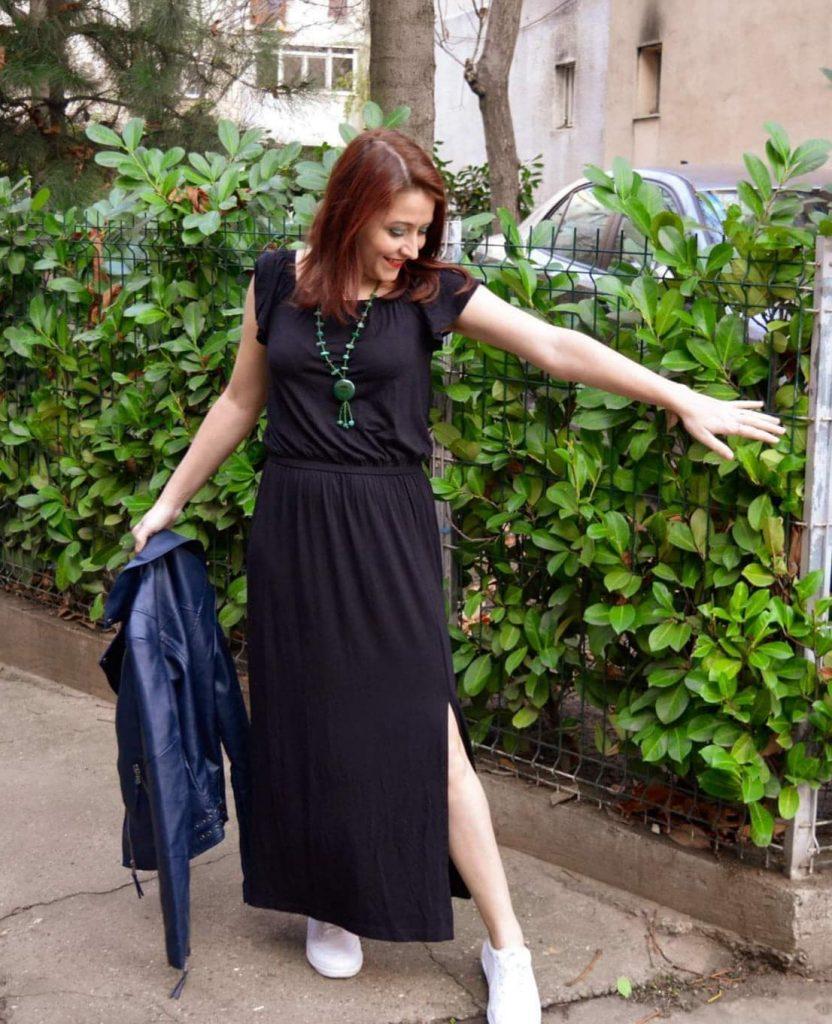 rochie lungă Bonprix