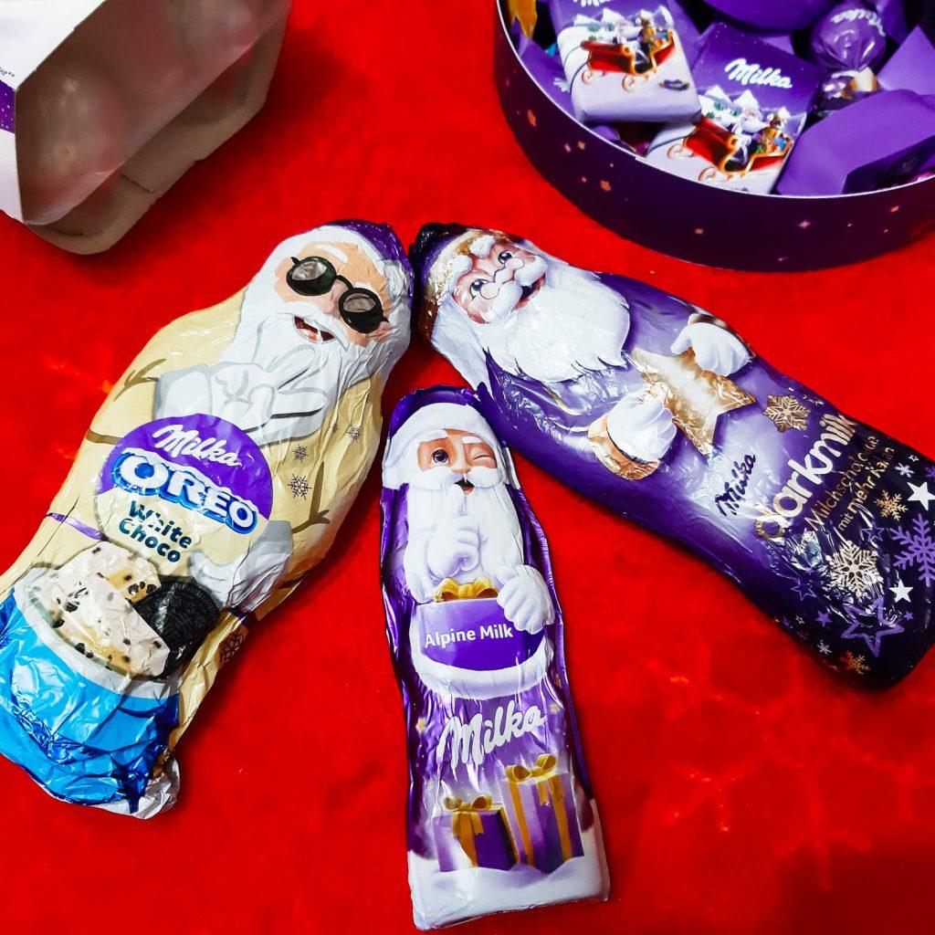 ciocolată Milka