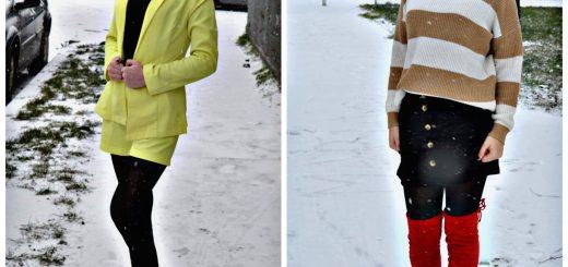 Outfituri de iarnă
