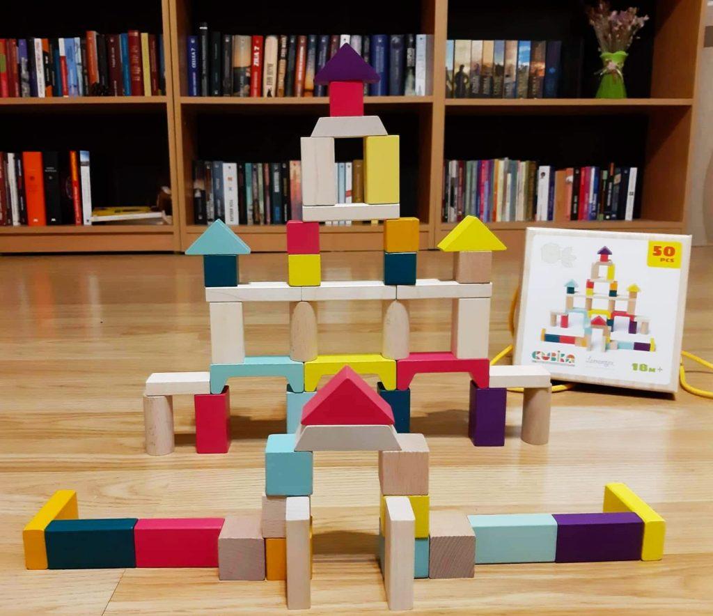 Jucării calitative din lemn