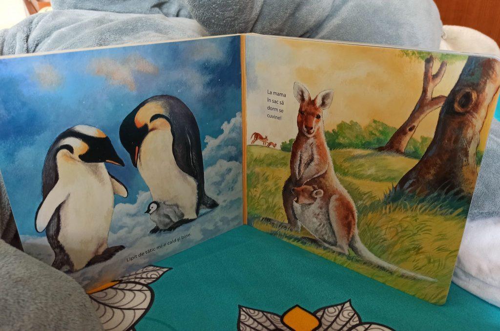 carte cu animale