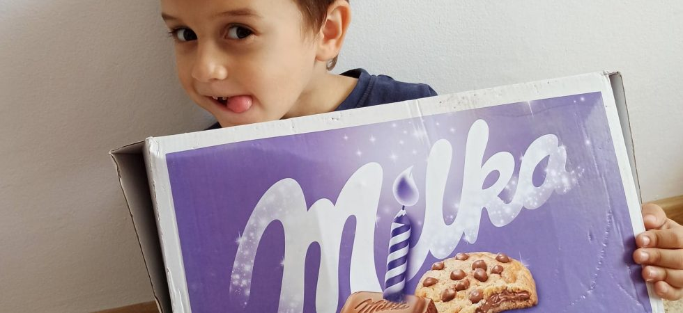 Ciocolata Milka