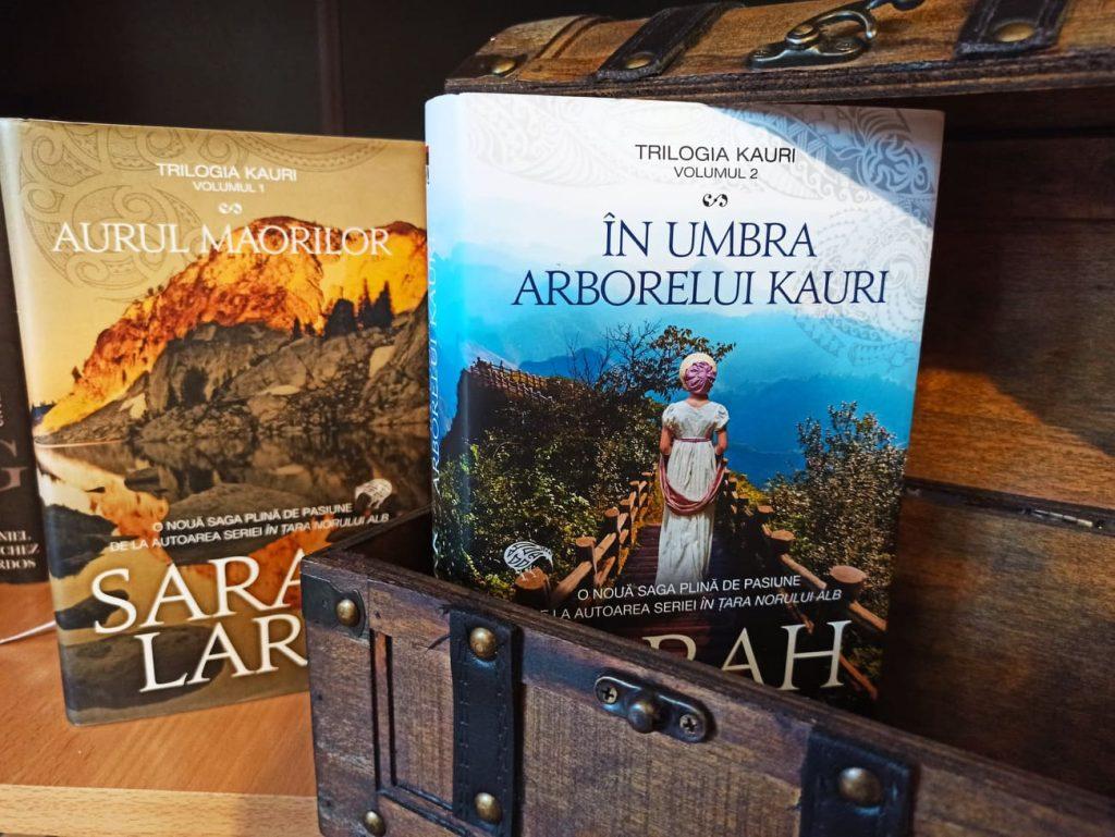 Aurul Maorilor și În umbra arborelui Kauri
