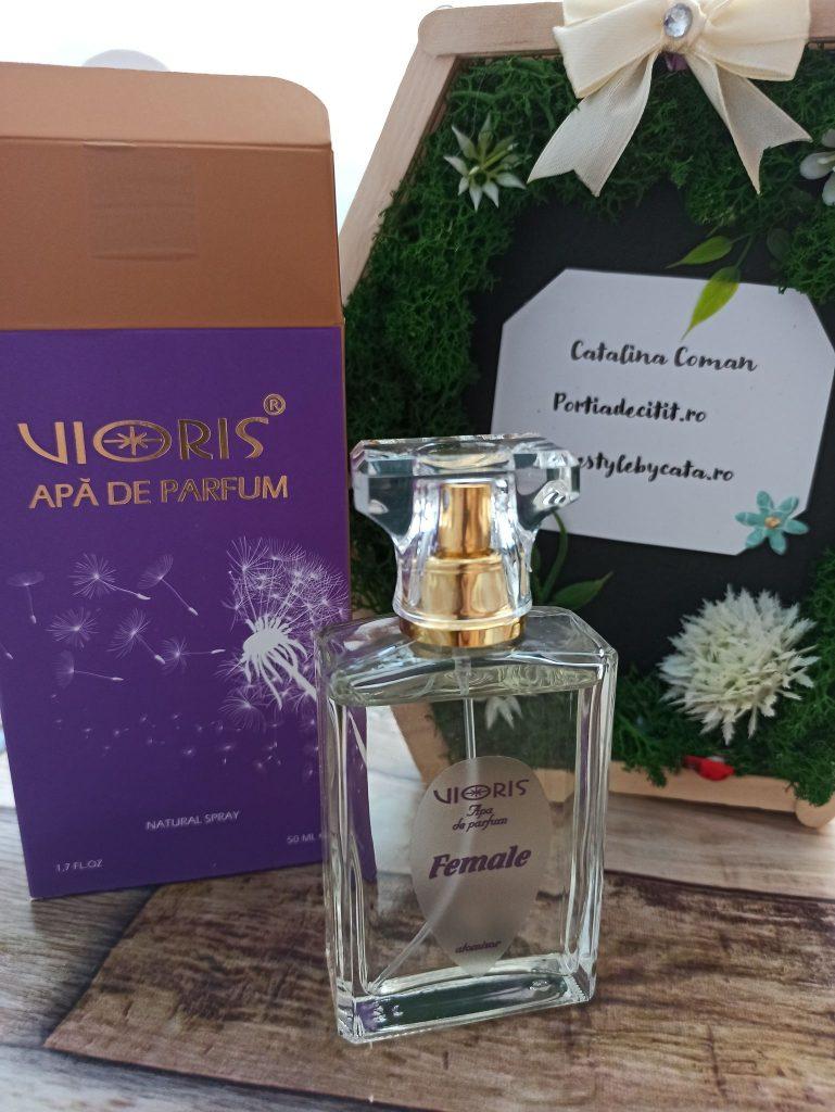 Vioris - parfumuri românești